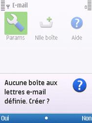 Nokia C5-00 - E-mail - Configuration manuelle - Étape 5