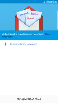 Samsung Galaxy S6 edge+ - Android Nougat - E-mail - handmatig instellen (gmail) - Stap 6