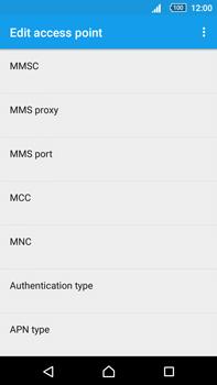 Sony Xperia Z5 Premium (E6853) - MMS - Manual configuration - Step 12