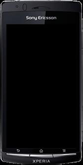 Sony Ericsson Xpéria Arc - Premiers pas - Découvrir les touches principales - Étape 2