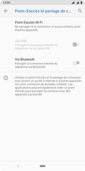 Nokia 9 - Internet - comment configurer un point d'accès mobile - Étape 6