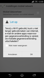 Sony D5803 Xperia Z3 Compact - Internet - Uitzetten - Stap 8