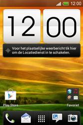 HTC A320e Desire C - Wifi - handmatig instellen - Stap 1