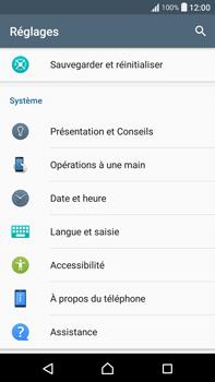 Sony F3211 Xperia XA Ultra - Réseau - Installation de mises à jour - Étape 5