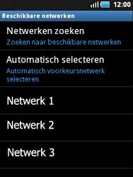 Samsung S5570 Galaxy Mini - Netwerk - gebruik in het buitenland - Stap 11
