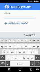 Sony Xperia XZ - Android Nougat - E-mail - Configurar Gmail - Paso 12