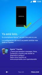 Sony Xperia M4 Aqua - Primeros pasos - Activar el equipo - Paso 10