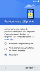 Sony Xperia XZ (F8331) - Premiers pas - Créer un compte - Étape 28