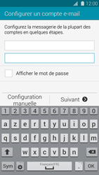 Samsung G800F Galaxy S5 Mini - E-mail - Configuration manuelle - Étape 6