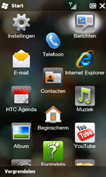 HTC T8585 HD II - MMS - probleem met ontvangen - Stap 3