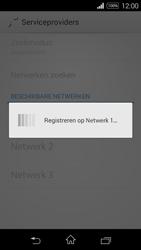 Sony Xperia E3 - Netwerk - gebruik in het buitenland - Stap 12