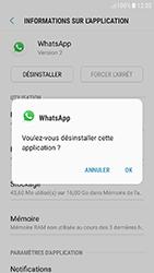Samsung Galaxy J5 (2017) - Applications - Supprimer une application - Étape 7