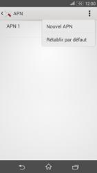 Sony E2003 Xperia E4 G - Internet - Configuration manuelle - Étape 9