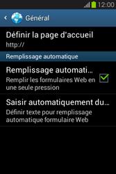 Samsung S6810P Galaxy Fame - Internet - configuration manuelle - Étape 24