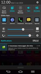 LG D955 G Flex - Paramètres - Reçus par SMS - Étape 4
