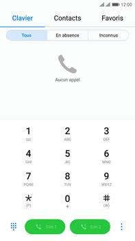 Huawei Mate 9 Pro - Messagerie vocale - Configuration manuelle - Étape 3