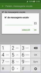 Samsung A510F Galaxy A5 (2016) - Messagerie vocale - configuration manuelle - Étape 9