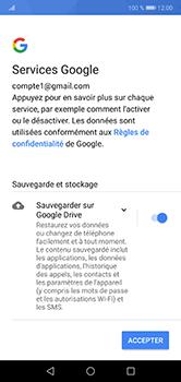 Huawei P20 Lite - E-mail - Configuration manuelle (gmail) - Étape 13