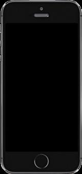 Apple iPhone SE - iOS 11 - Premiers pas - Découvrir les touches principales - Étape 2