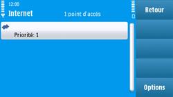 Nokia N97 - Internet - configuration manuelle - Étape 14