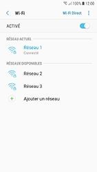Samsung A520F Galaxy A5 (2017) - Android Oreo - Wi-Fi - Accéder au réseau Wi-Fi - Étape 9