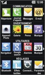 LG GD510 Pop - MMS - Configuration manuelle - Étape 13