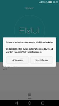 Huawei P9 Plus - Software update - update installeren zonder PC - Stap 6