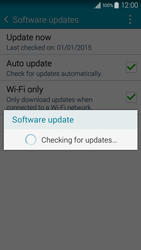 Samsung A300FU Galaxy A3 - Device - Software update - Step 9