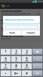 LG P875 Optimus F5 - SMS - configuration manuelle - Étape 8