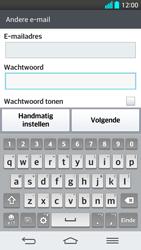 LG G2 - E-mail - Handmatig instellen - Stap 7