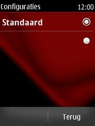 Nokia Asha 300 - MMS - automatisch instellen - Stap 11