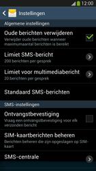 Samsung Galaxy S4 VE 4G (GT-i9515) - SMS - Handmatig instellen - Stap 8