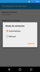 Sony Xperia M5 - Réseau - Utilisation à l
