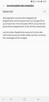 Samsung Galaxy A7 2018 - Aller plus loin - Gérer vos données depuis le portable - Étape 10