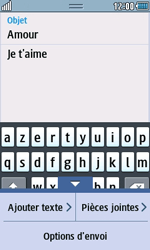 Samsung Wave 723 - E-mails - Envoyer un e-mail - Étape 11