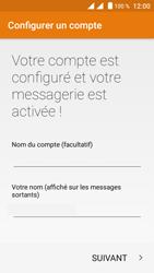 Crosscall Trekker M1 Core - E-mails - Ajouter ou modifier votre compte Yahoo - Étape 10