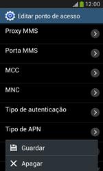 Samsung Galaxy Grand Neo - Internet no telemóvel - Como configurar ligação à internet -  16