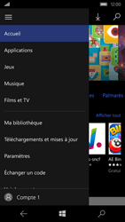 Microsoft Lumia 550 - Applications - Télécharger une application - Étape 5