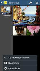 Samsung Galaxy S4 Mini - Photos, vidéos, musique - Envoyer une photo via Bluetooth - Étape 6