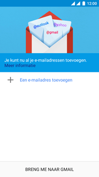 OnePlus 3 - E-mail - e-mail instellen: POP3 - Stap 5