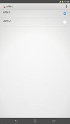 Sony C6833 Xperia Z Ultra LTE - Internet - Handmatig instellen - Stap 18
