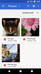 Sony Xperia XZ1 - Contact, Appels, SMS/MMS - Envoyer un MMS - Étape 16