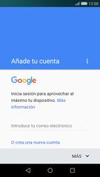 Huawei P8 Lite - E-mail - Configurar Gmail - Paso 9