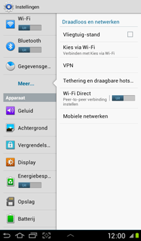 Samsung Samsung P3100 Galaxy Tab 2 7-0 - MMS - handmatig instellen - Stap 5