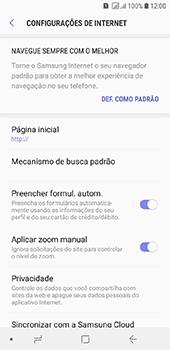Samsung Galaxy J6 - Internet (APN) - Como configurar a internet do seu aparelho (APN Nextel) - Etapa 25