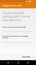Wiko Rainbow Jam DS - Email - Configurar a conta de Email -  20