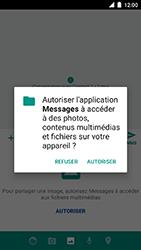 Motorola Moto C Plus - Contact, Appels, SMS/MMS - Envoyer un MMS - Étape 14