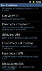 Samsung I8160 Galaxy Ace II - Internet - activer ou désactiver - Étape 5