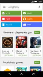 HTC One M8 - Applicaties - MyProximus - Stap 4