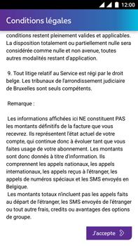 OnePlus 3 - Applications - MyProximus - Étape 10